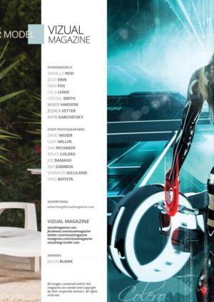 Vizual Magazine Vol 29 – October 2016