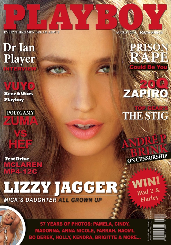 Playboy South Africa – August 2011