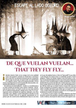 Via De Escape Magazine – January 2017