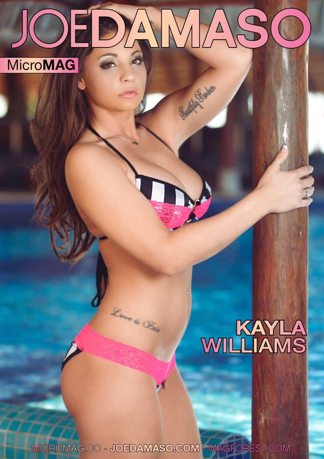 Joe Damaso Micromag – Kayla Williams