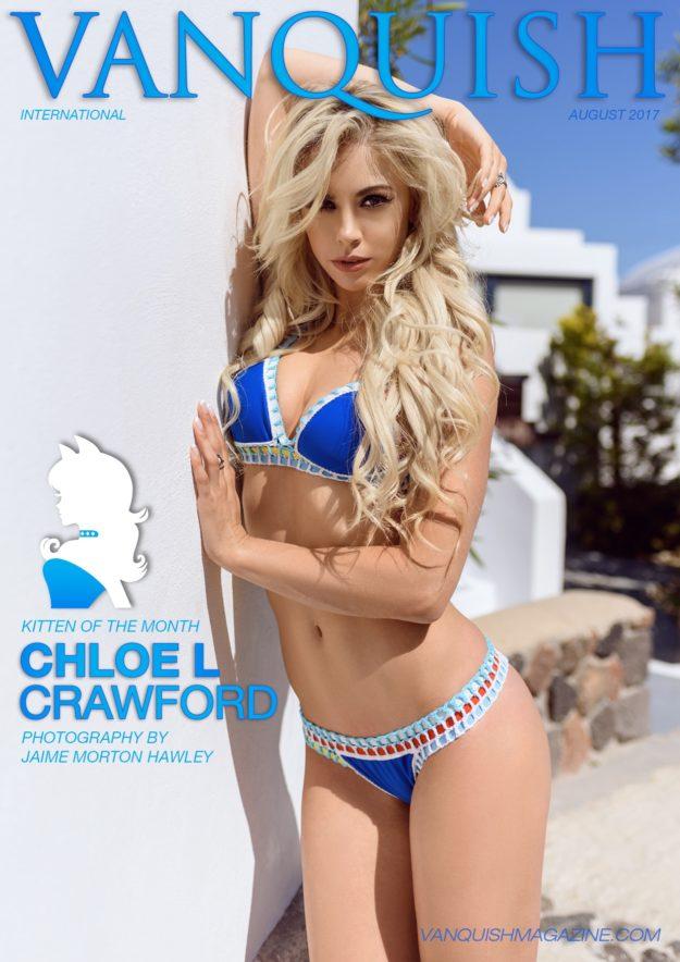 Vanquish Magazine – August 2017 – Chloe L Crawford