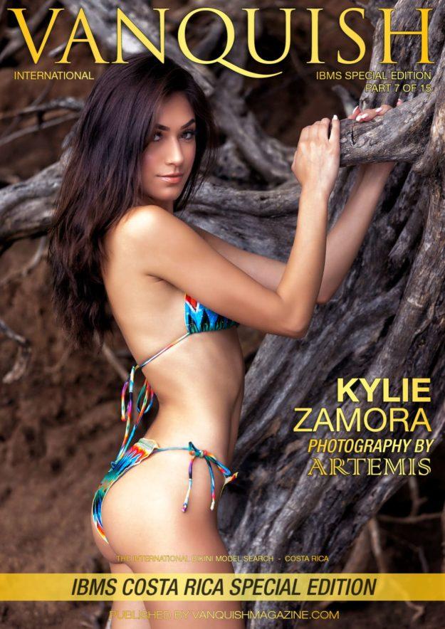 Vanquish Magazine – Ibms Costa Rica – Part 7 – Kylie Zamora