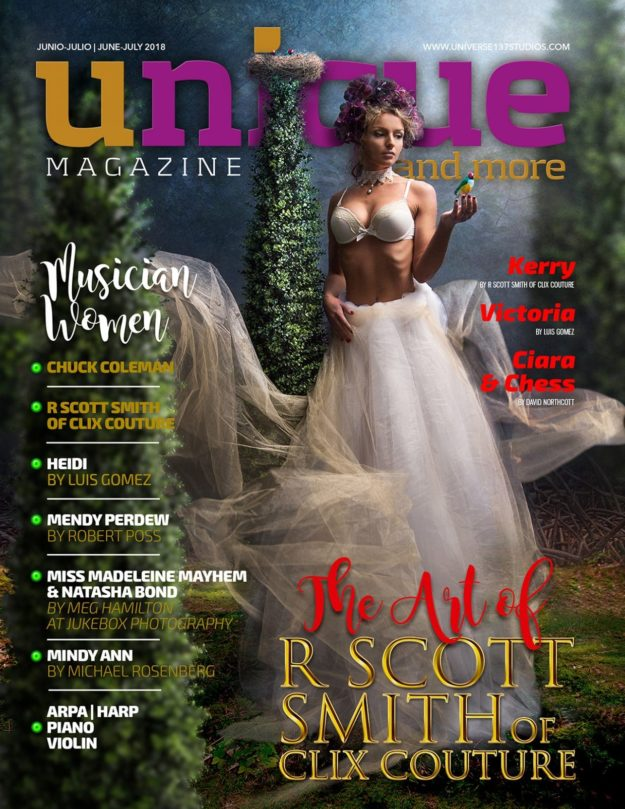 Unique Magazine – June – July 2018