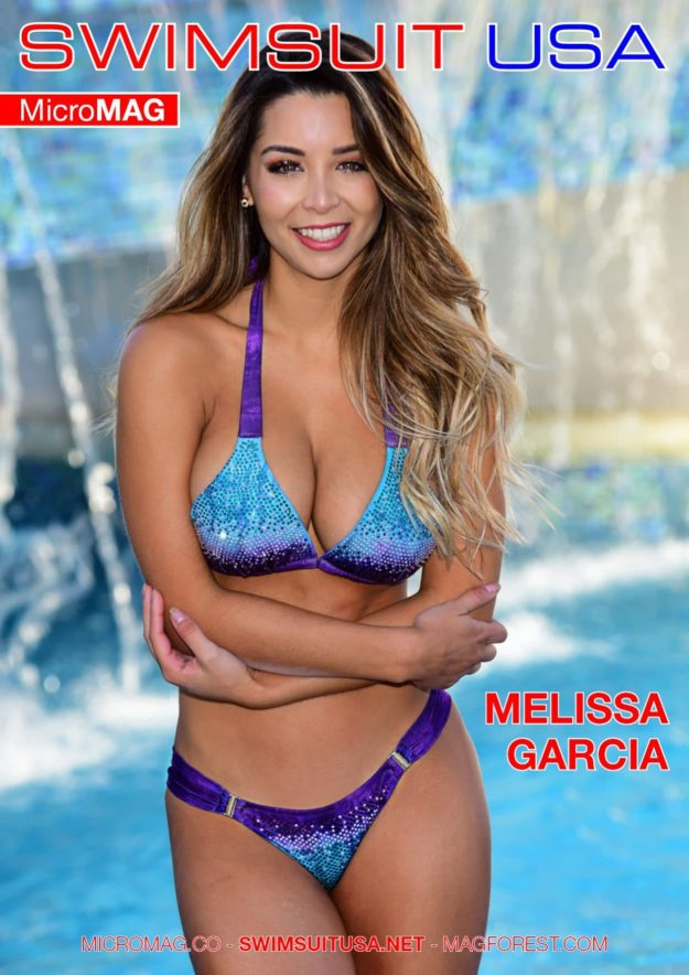 Swimsuit Usa Micromag – Melissa Garcia – Issue 4