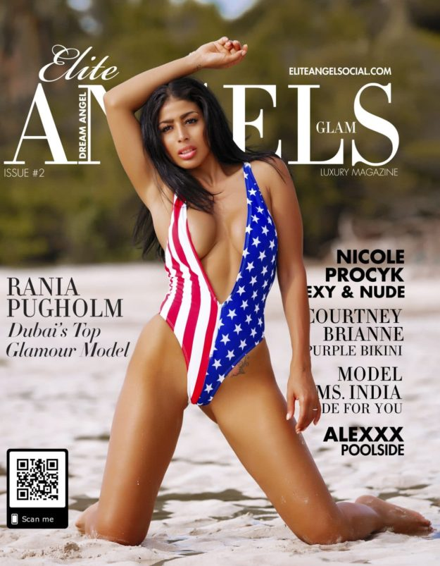 Elite Angels Magazine – Issue 2 – Rania Pugholm