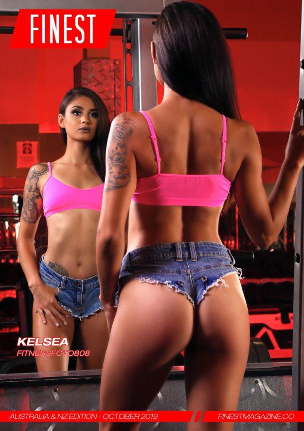 Finest Magazine – October 2019 – Kelsea