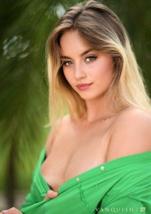 Vanquish Magazine – Gorgeous Blondes – Jessica Featherston