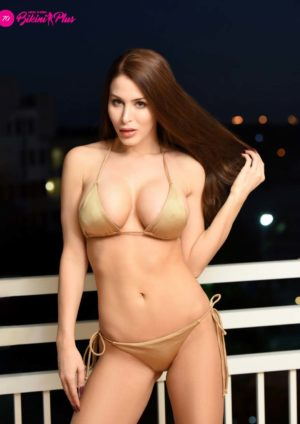 Bikini Plus Magazine – March 2020