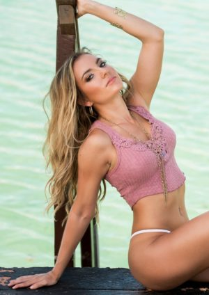 Swimsuit Usa Micromag – Aubrey Knox – Issue 1