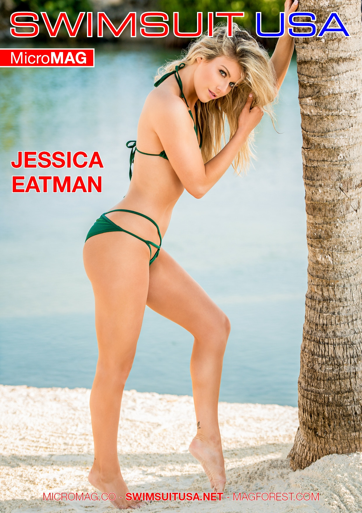 Swimsuit Usa Micromag – Jessica Eatman – Issue 4