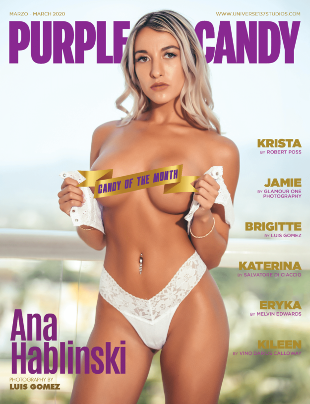 Purple Candy Magazine – March 2020