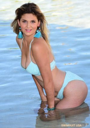 Swimsuit Usa Micromag – Valerie Remillard – Issue 2