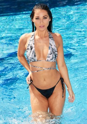 Swimsuit Usa Micromag – Demi Brady – Issue 3