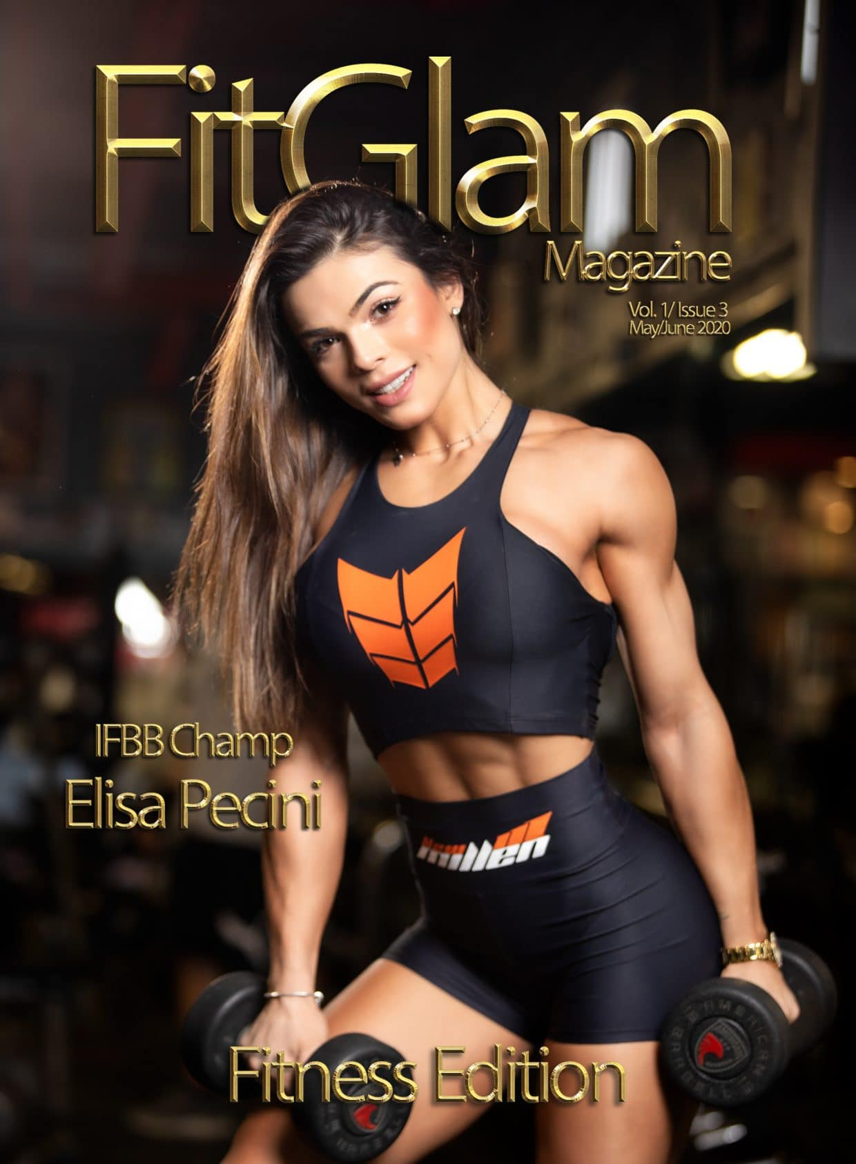Fit Glam Magazine – May 2020 – Fitness Edition