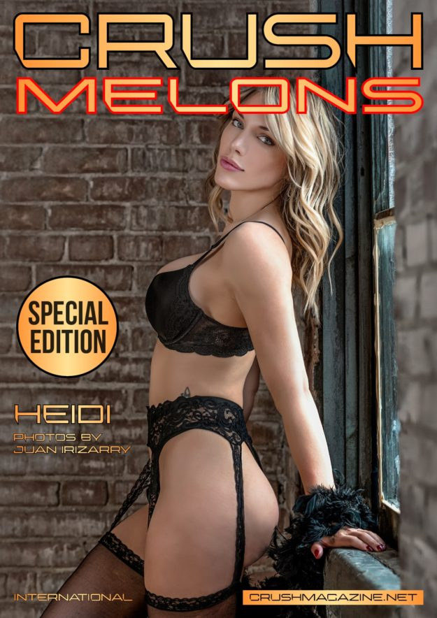 Crush Melons – May 2020 – Heidi