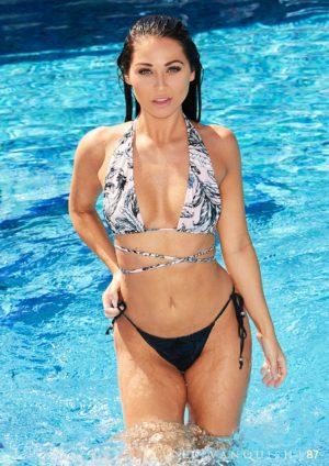 Vanquish Magazine – Swimsuit Usa 2018 – Part 12 – Courtney Newman