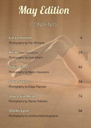 Vanquish Magazine – May 2020 – Sara Santos