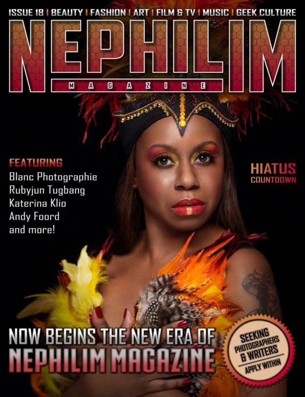 Nephilim Magazine – Issue 18