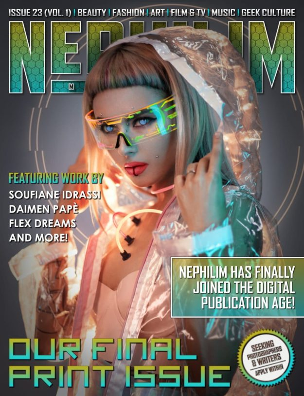 Nephilim Magazine – Issue 23 – Vol. 1