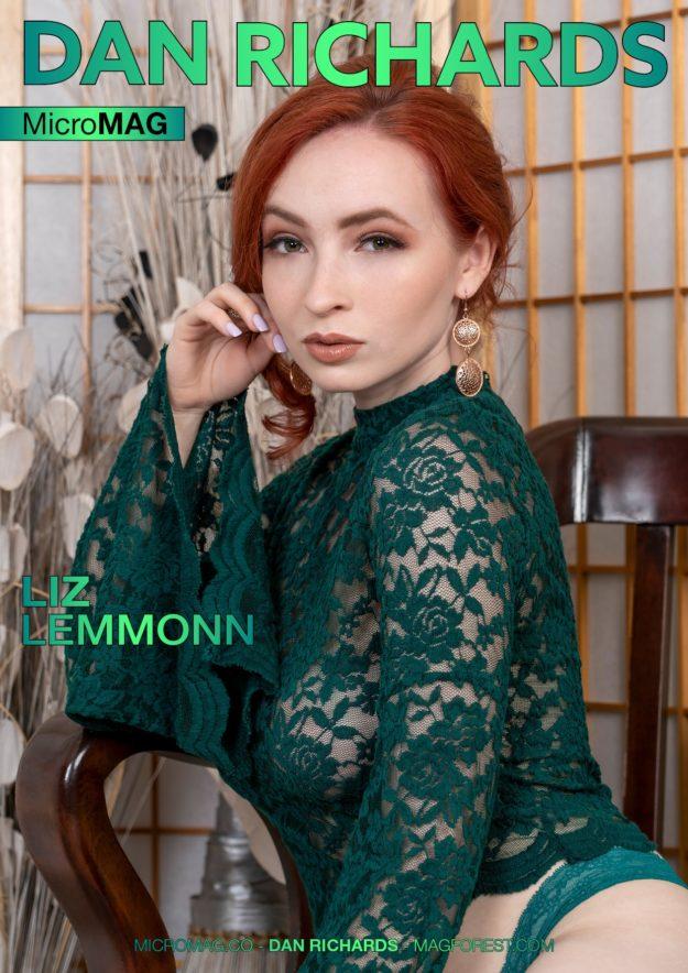 Dan Richards Micromag – Liz Lemmonn – Issue 5