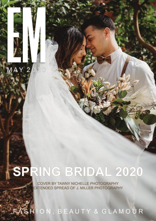 Em Magazine – Spring Bridal 2020