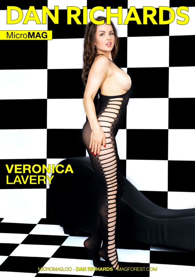 Dan Richards Micromag – Veronica Lavery – Issue 2