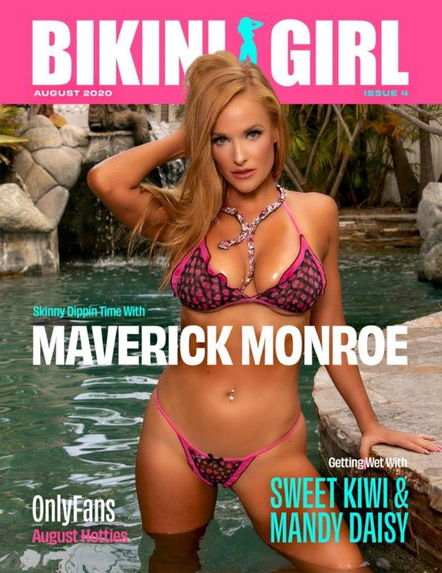 Bikini Girl – August 2020 – Maverick Monroe