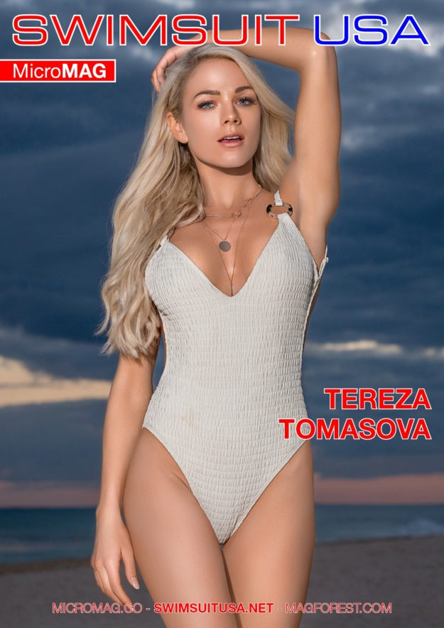 Swimsuit Usa Micromag – Tereza Tomasova