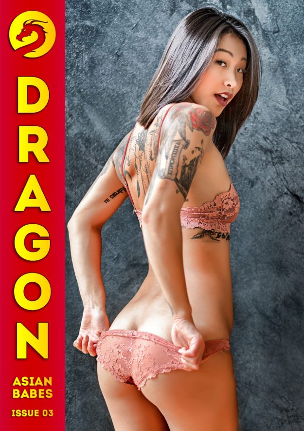 Dragon Magazine – August 2020 – Tk Margaret