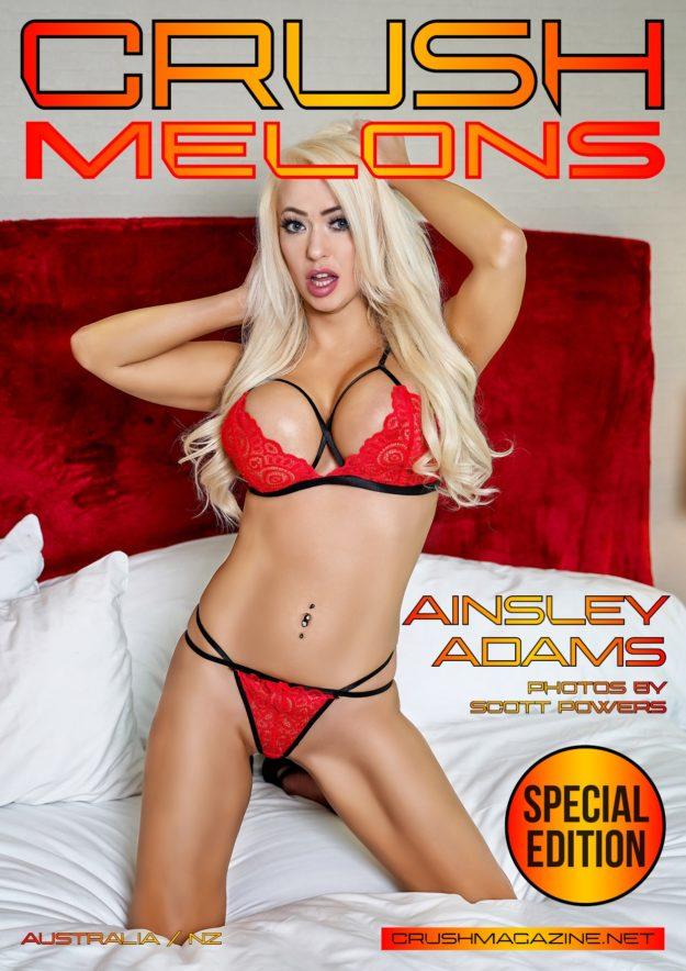 Crush Melons – September 2020 – Ainsley Adams