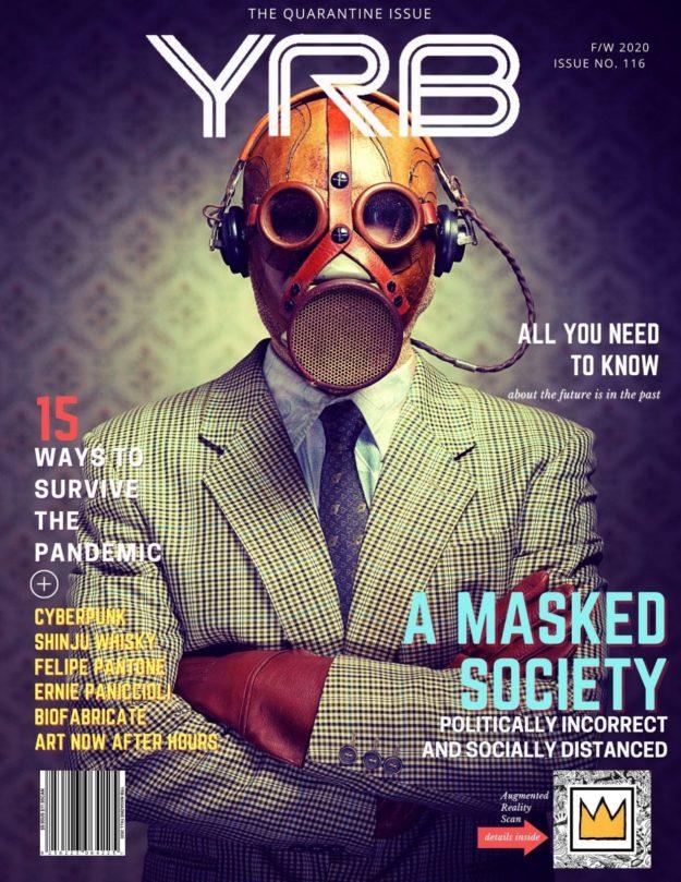 Yrb Magazine – Fall 2020 – The Quarantine Issue
